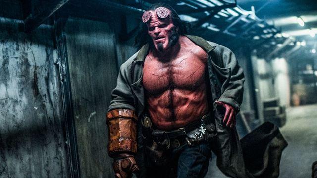 Hellboy: Filme com David Harbour ganha data de estreia no Brasil e trailer legendado