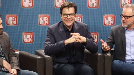 WiFi Ralph: Diretores contam por que as princesas e Gal Gadot entraram no filme (Entrevista Exclusiva)