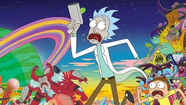 Rick and Morty ganha novo teaser em antecipação da 4ª temporada