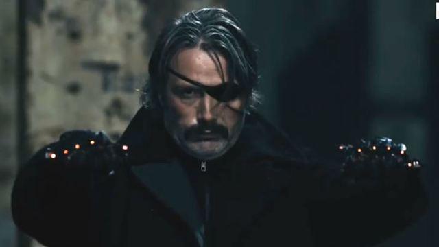 Polar: Mads Mikkelsen encarna maior assassino do mundo em trailer de novo filme da Netflix
