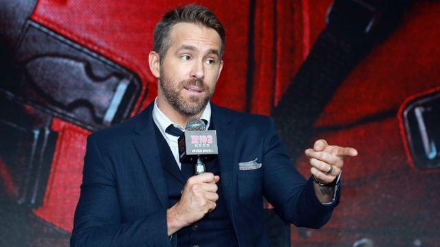 Ryan Reynolds adiou cirurgia para divulgar filme do Deadpool na China
