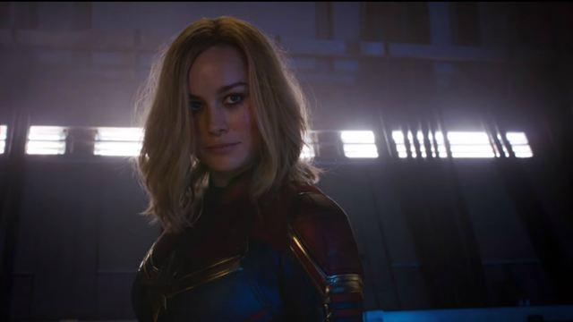 Capitã Marvel: Brie Larson vai mais alto, mais longe e mais rápido no novo comercial do filme