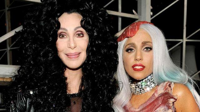 Lady Gaga se inspirou em Cher para atuar em Nasce uma Estrela