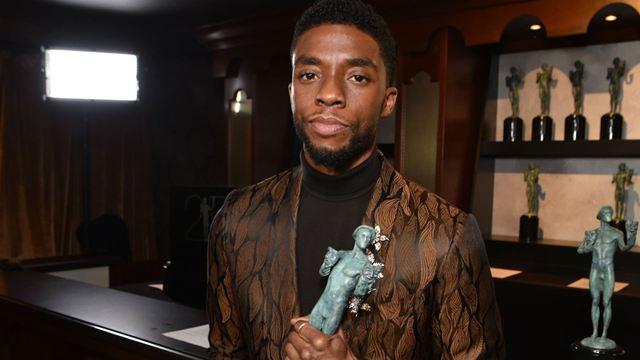 Chadwick Boseman vai estrelar filme de Spike Lee para a Netflix