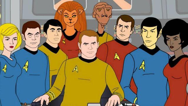 Star Trek vai ganhar série infantil da Nickelodeon