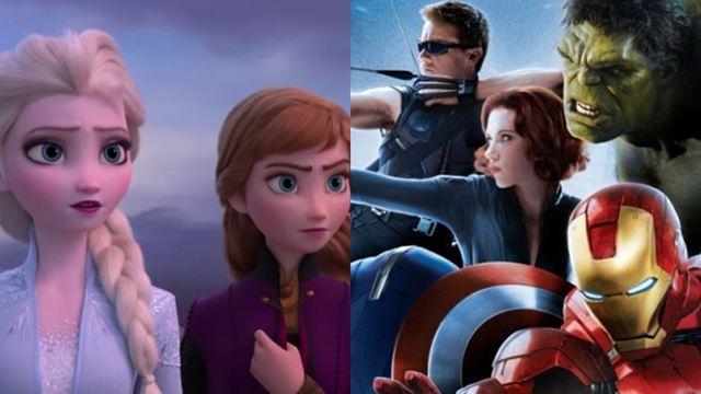 Frozen 2: Fã reimagina teaser da animação com música-tema de Vingadores