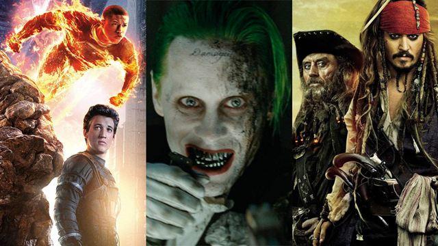 Enquete da Semana: Quais filmes não deveriam ter acontecido?