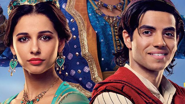 Aladdin e Jasmine estampam nova imagem do live-action