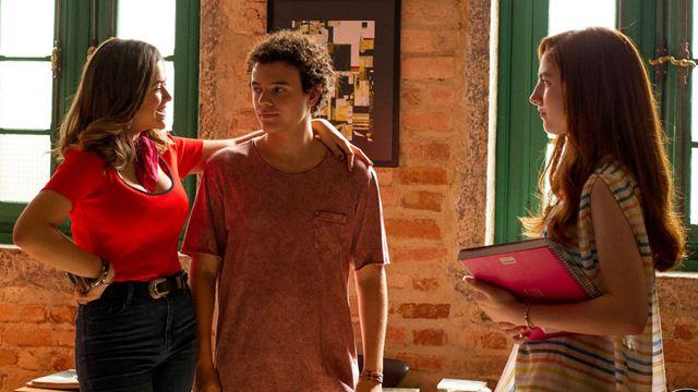 Ela Disse, Ele Disse: Maisa Silva vive antagonista em filme na linha de Para Todos os Garotos que já Amei (Visita a Set)