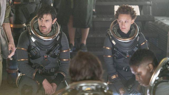 Nightflyers, adaptação de George R.R. Martin, é cancelada após uma temporada
