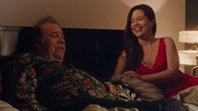 Chorar de Rir: Natália Lage tenta animar Otávio Müller em nova cena (Exclusivo)