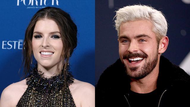 Zac Efron e Anna Kendrick vão dublar série animada do Facebook