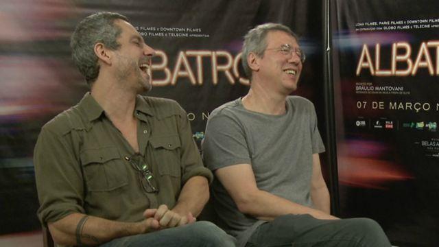 """Albatroz: """"Este é o filme que eu mais me orgulho de ter feito"""", diz Alexandre Nero (Entrevista Exclusiva)"""