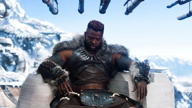 Winston Duke quase perdeu seu papel em Nós por participar de Pantera Negra