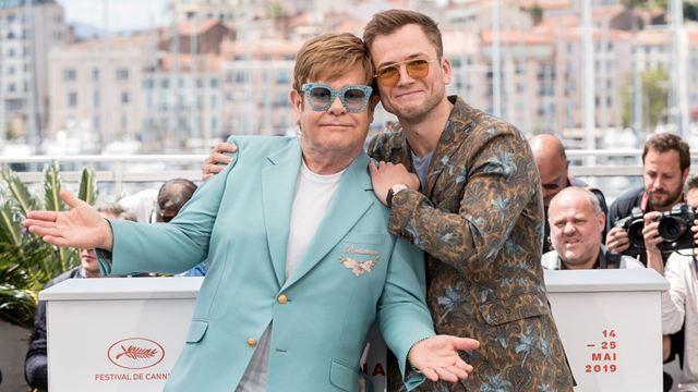Rocketman: Elton John revela que estúdios queriam que o filme tivesse menos sexo e drogas