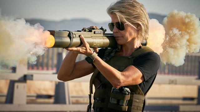 """O Exterminador do Futuro: James Cameron diz que Sarah Connor será uma """"vovó malvada com armas"""""""
