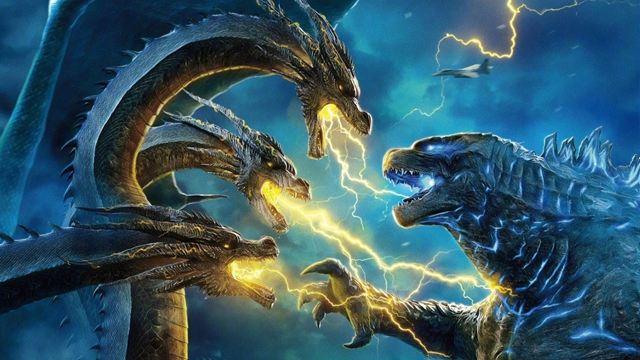 Bilheterias Estados Unidos: Godzilla 2 - Rei dos Monstros tira Aladdin da liderança