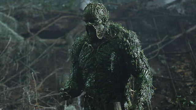 Fãs do Monstro do Pântano pedem que a série seja salva