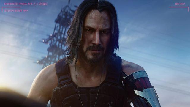 Cyberpunk 2077: Keanu Reeves confirma presença em game