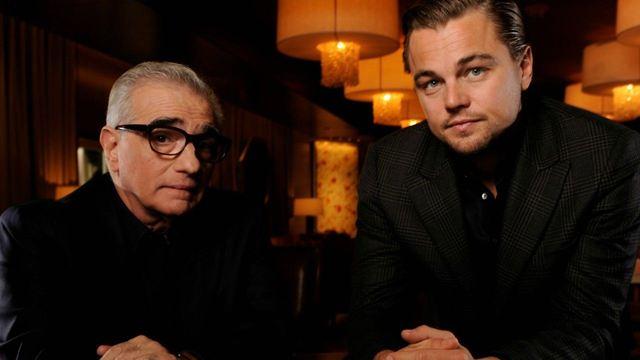 Novo filme de Martin Scorsese com Leonardo DiCaprio será lançado pela Paramount