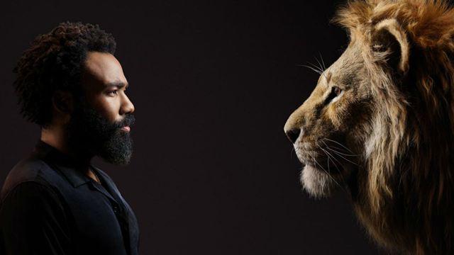 O Rei Leão: Beyoncé e Donald Glover encontram seus personagens em novas fotos promocionais