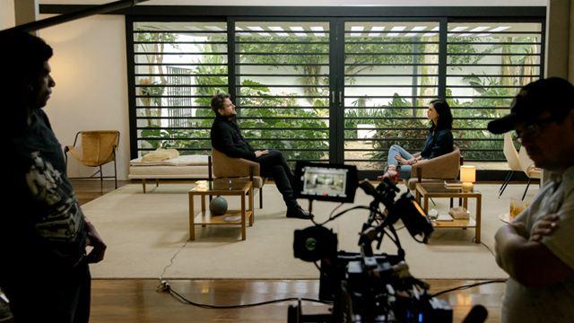 Sessão de Terapia: Selton Mello fala sobre o potencial terapêutico que a série possui (Visita a set)