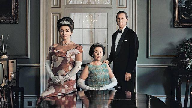 The Crown: Olivia Colman e Helena Bonham Carter vivem a realeza em ensaio da 3ª temporada