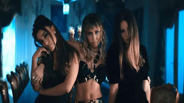 As Panteras: Ariana Grande, Miley Cyrus e Lana Del Rey lançam música para a trilha sonora