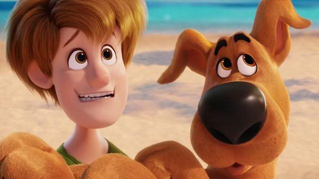 Novo filme do Scooby-Doo ganha seu primeiro trailer