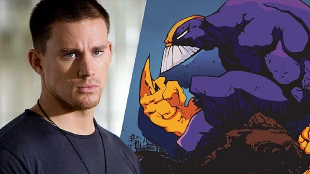 E o Gambit? Channing Tatum vai adaptar outra HQ nos cinemas