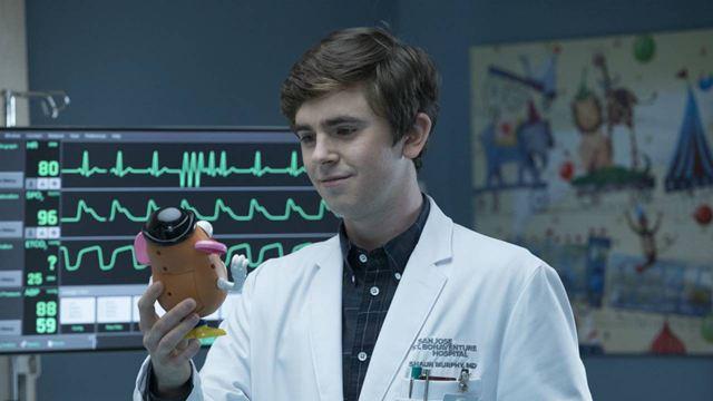 The Good Doctor escala os pais de Shaun