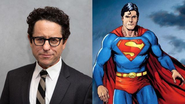 J.J. Abrams pode produzir novo filme do Superman