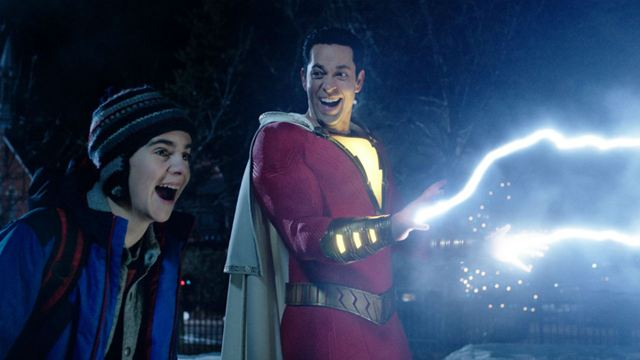 Shazam! 2: Warner revela data de lançamento do filme com Zachary Levi
