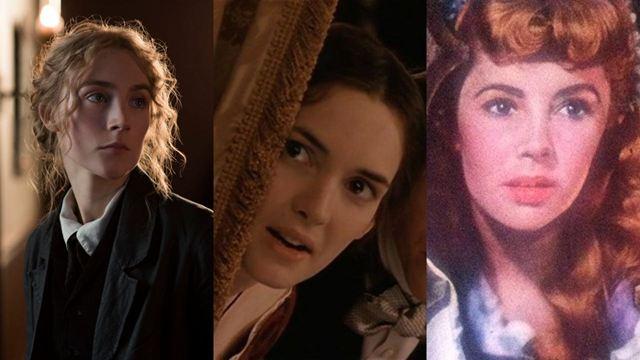 Adoráveis Mulheres: Conheça todas as adaptações cinematográficas do romance