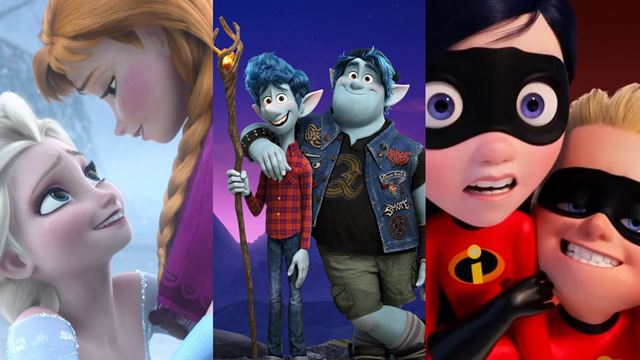 Dois Irmãos é a nova estreia da Disney: Relembre outros irmãos das animações