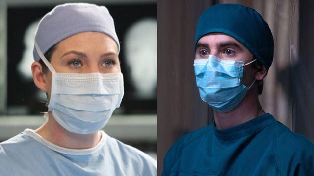Grey's Anatomy, The Good Doctor e outras séries doam equipamentos médicos para combater Coronavírus