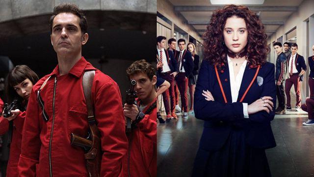Enquete da Semana: Qual é a melhor série espanhola da atualidade?