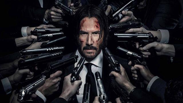 John Wick - Um Novo Dia para Matar é a grande estreia do Telecine