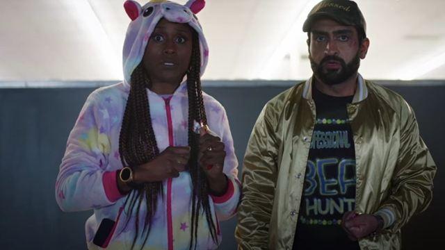 Um Crime para Dois: Netflix revela trailer da comédia de Kumail Nanjiani e Issa Rae