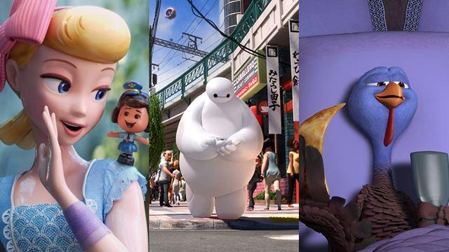 8 Filmes infantis para assistir com a família