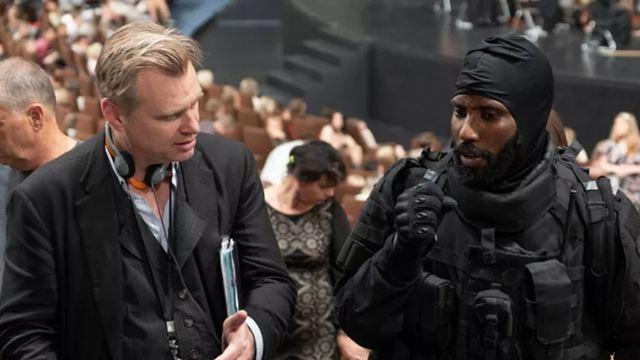 Tenet: Filme de Christopher Nolan ganha novas imagens com John David Washington