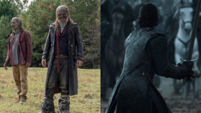 The Walking Dead: 10ª temporada tem batalha no estilo Game of Thrones