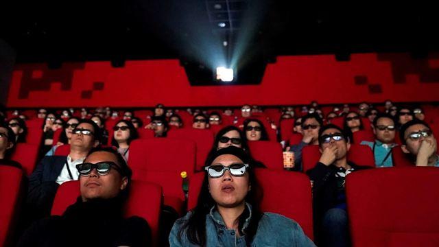 Coronavírus: Milhares de cinemas na China podem falir por causa da pandemia
