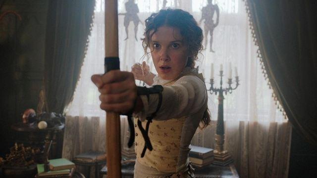 Enola Holmes: Netflix divulga teaser enigmático do novo filme de Millie Bobby Brown