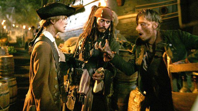 Piratas do Caribe 2 foi banido na China por incentivar canibalismo