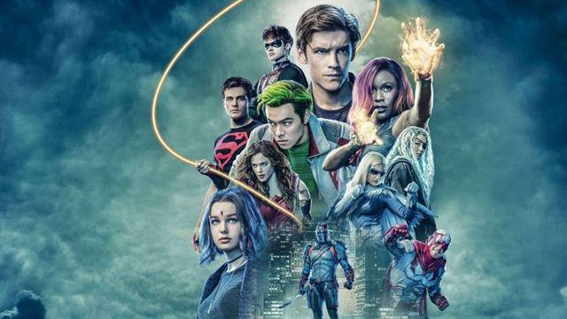 DC FanDome: 3ª temporada de Titans terá Capuz Vermelho
