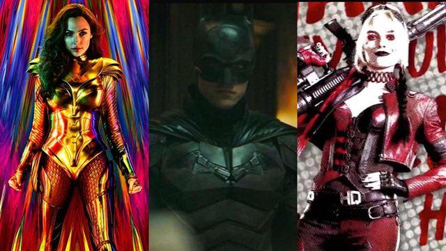 Calendário DC: Quais são os filmes de super-heróis que vêm por aí?