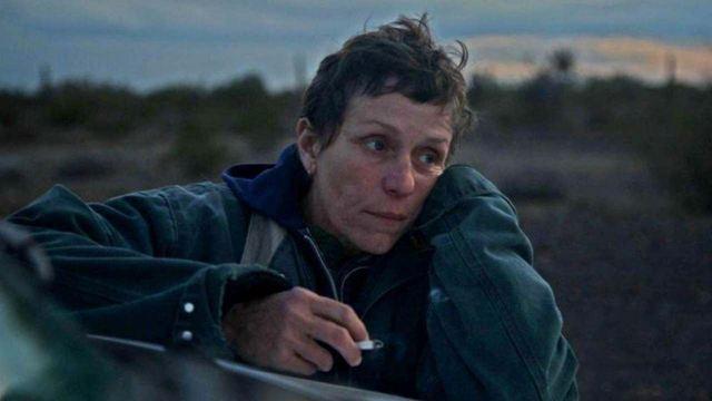 Nomadland é o primeiro filme a ganhar os principais prêmios nos festivais de Toronto e Veneza