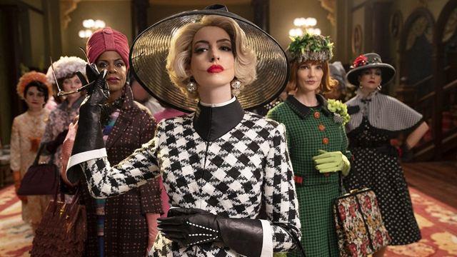 Convenção das Bruxas: Clipe do remake mostra Anne Hathaway com um visual assustador