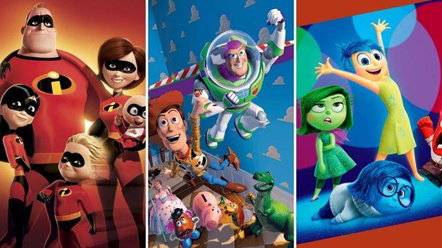Pixar: As melhores animações do estúdio da Disney